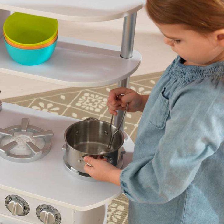 Kidkraft Vintage Kitchen White