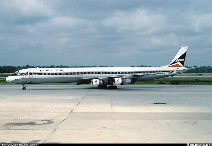 Douglas DC-8-61 - Delta Air Lines