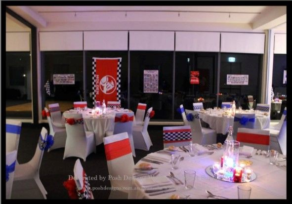 #motorsporttheme #holdenfordtheme #corporate #event #theming available at #poshdesignsweddings - #sydneyfunctions #southcoastfunctions #wollongongfunctions #canberrafunctions #southernhighlandfunctions #campbelltownfunctions #penrithfunctions #bathurstfunctions #illawarrafunctions All stock owned by Posh Designs Wedding & Event Supplies – lisa@poshdesigns.com.au or visit www.poshdesigns.com.au or www.facebook.com/.poshdesigns.com.au