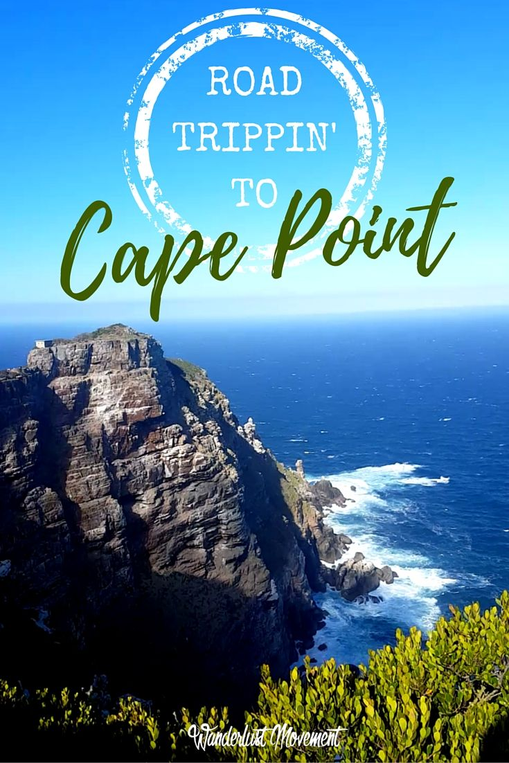 Road Trippin' to Cape Point | Travelling to Cape Town, South Africa? Don't leave without going on this epic road trip to one of the most beautiful spots in the country! Click to find out how to get there and what to expect or pin and save for later. | South Africa Travel