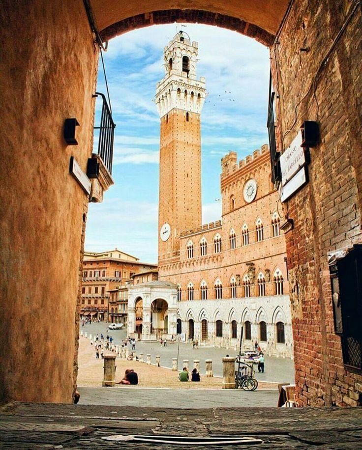 Siena, Toscane, www.luxetent.nl/italie