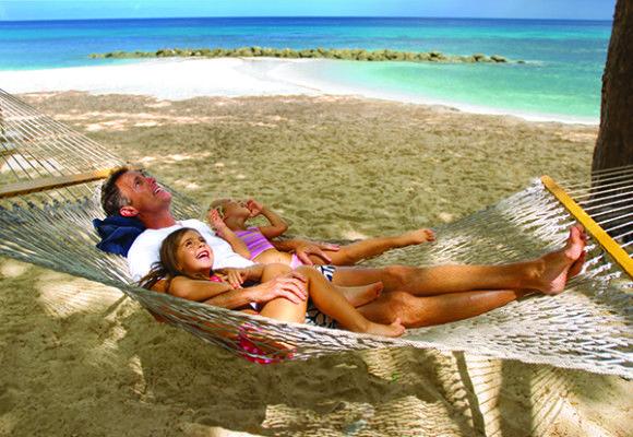 Caraibi isola di Barbados ideale per una vacanza in famiglia