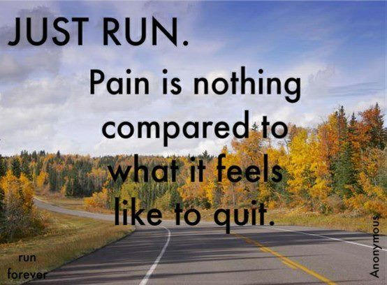 pain is nothing