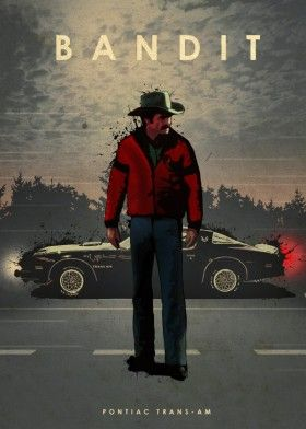 car cars legend pontiac trans am burt reynolds smokey and the bandit