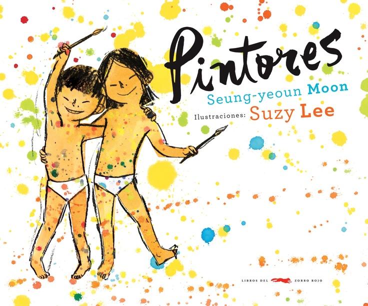 Ha llegado la hora del baño. La madre de Chin y Jun los llama calurosamente, pero los niños sienten que están demasiado limpios para entrar al agua. Entonces Jun encuentra una caja de acuarelas y le propone a su hermana un divertido juego: pintarse el cuerpo. Los pequeños pintores pasan así la tarde, entre pinceles y colores que los llevan a los paisajes más extraordinarios.  A partir de 4 años. Formato: 28 x 22,5 cm. Cartoné 32 páginas.  ISBN: 978-84-92412-78-5