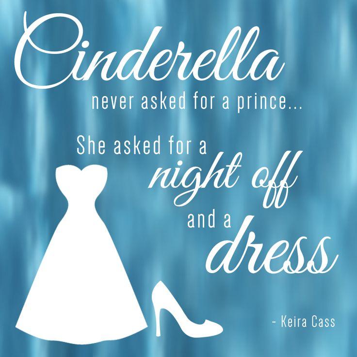 i would never put on a dress