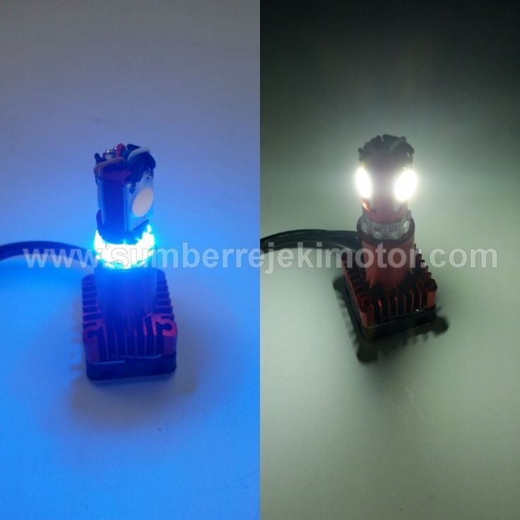 Lampu Depan LED Austen