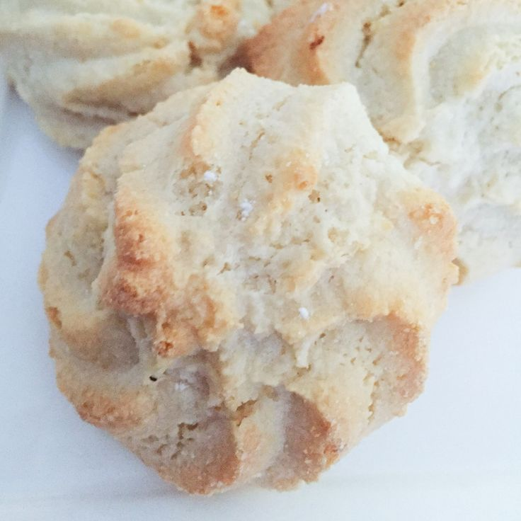 Amygthalota Greek Almond Cookies : A Tradition To Welcome A New Baby