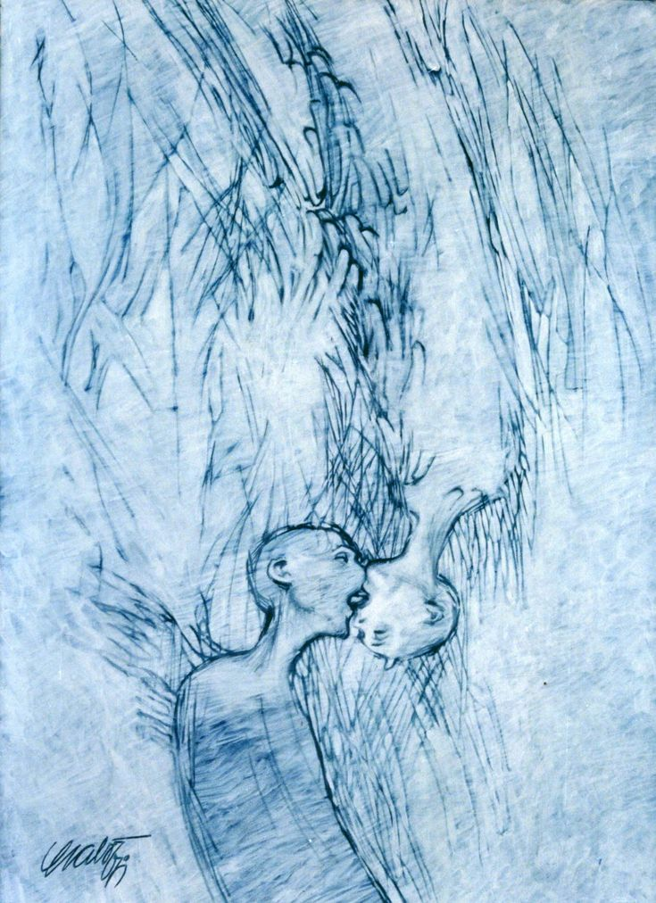 Jin-Jang. Olaj, vászon / olej na plátne, 90 x 120