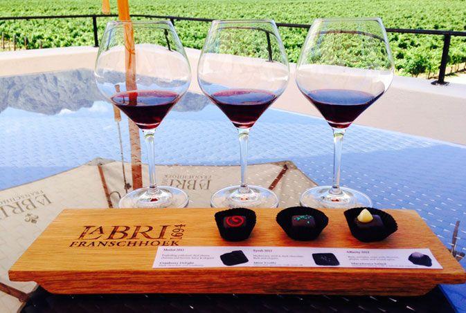 LaBri | Wine Pairings | Franschhoek wines
