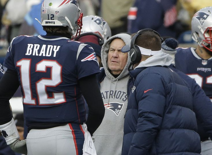 NFL power rankings: Patriots finish season at the top