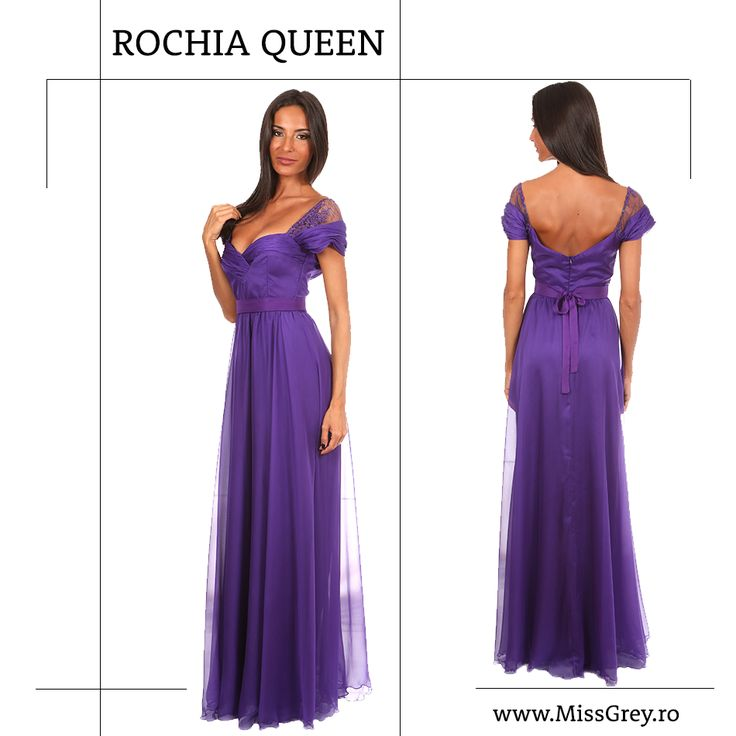 This autumn, reveal yourself the beauty of a royal dress! http://bit.ly/rochia-queen
