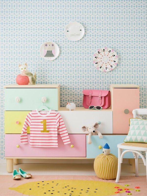 Muebles personalizados para niños