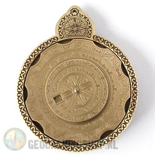 Cosmolabe Antiek Brons