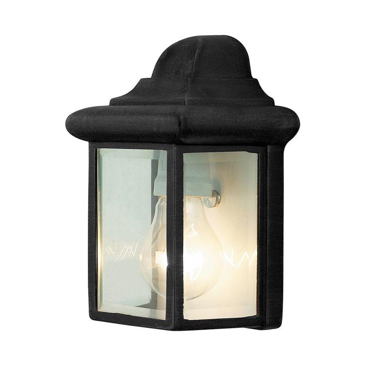 Illuminazione da esterni Sally - Metallo/Vetro - Nero - 1 luce