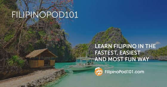 The fastest, easiest, and most fun way to learn Filipino and Filipino culture. Start speaking Filipino in minutes with audio and video lessons, audio dictionary, and learning community!