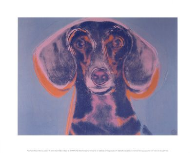 Portrait of Maurice by: Andy Warhol