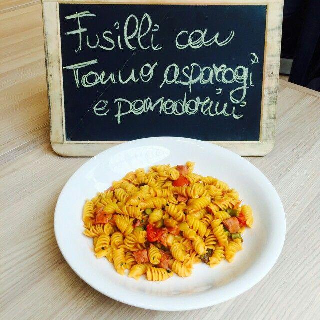 #piattodelgiorno #spaziodonizetti #lunch #pasta