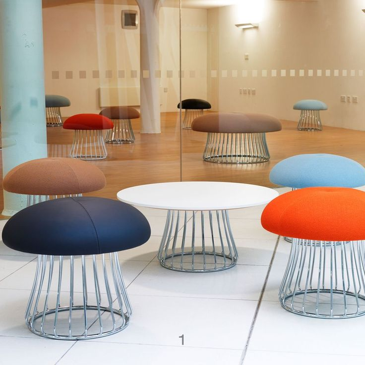 How's this for a bit of Magic! Boss Design's Magic Stool range offers a unique and quirky option for breakout areas.  The stools have been designed to offer versatility and allow for experimentation in layout formats, combine this with their great design and exceptional quality and you have an ideal choice for break areas.   Available in a variety of sizes to suit all needs, the collection comes as individual and island units with matching coffee tables.  huntsoffice.co.uk