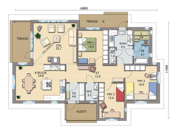 Kastelli Moderni 158 m2