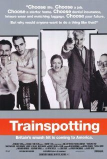 The film Trainspotting helped me visually with how surreal I can go but still make it dramatic, also not to take emotion away from the scene by being surreal. This film also shows a different perception of, however through drugs. Therefore my story is based on more of Lynchian style film.