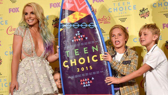Teen Choice Awards Winners List