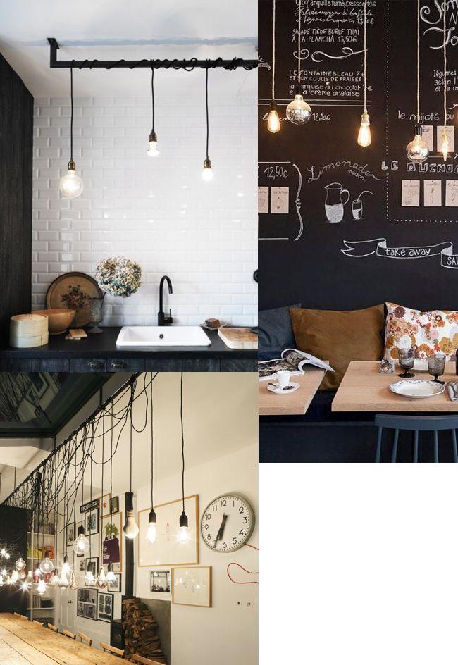 219 best Déco images on Pinterest Home ideas, Ad home and City living - rampe d eclairage pour cuisine