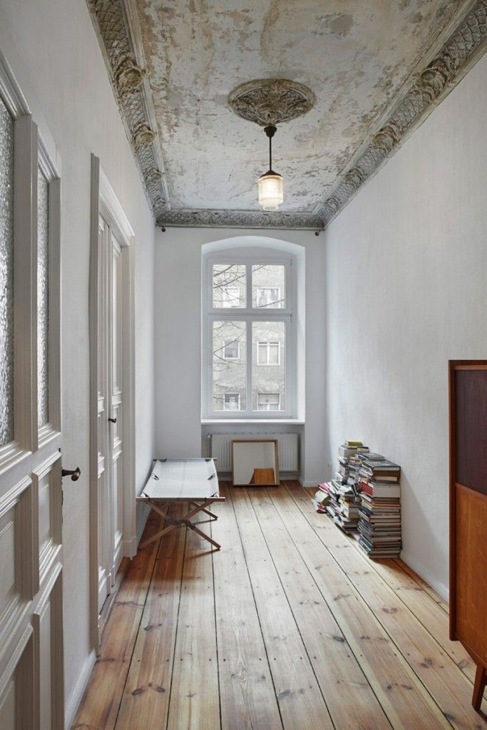Heritage Apartment Berlin By Marc Benjamin Drewes ARCHITEKTUREN