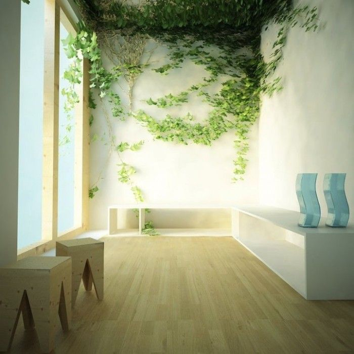 104 best indoor green ivy with white or ivory decor images on ...