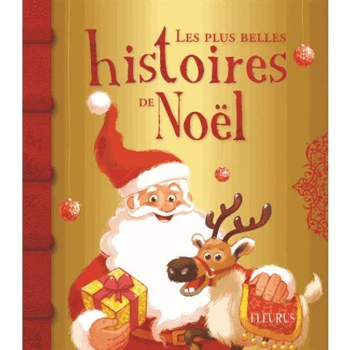 10€ / Les plus belles histoires de Noël - Livre Albums