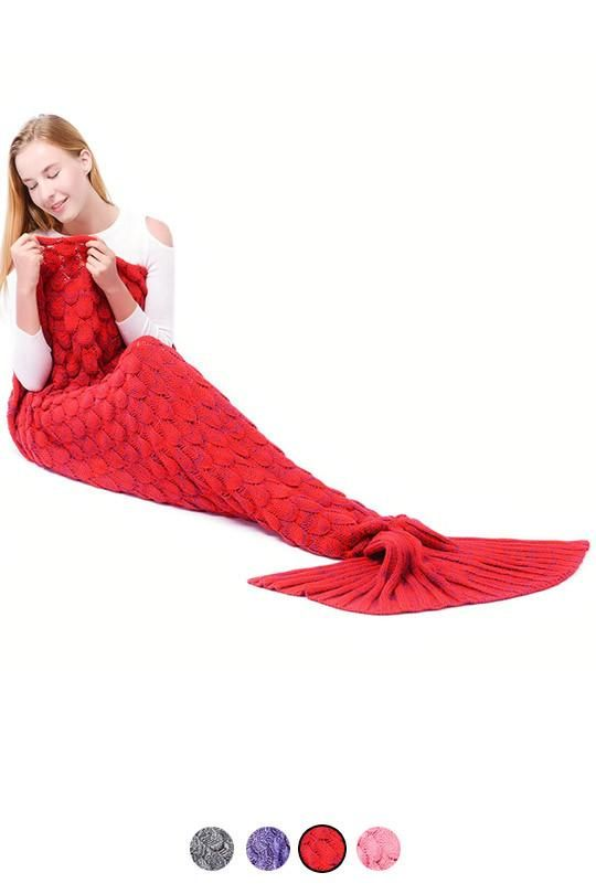 29 best Mermaid Tail Blanket Galore images on Pinterest | Colas de ...