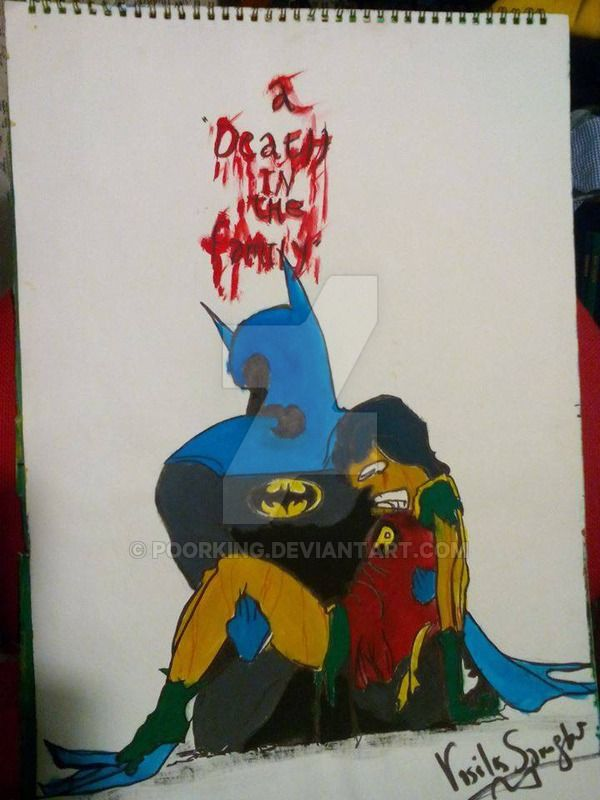 death in the family acrylics painting by poorking on DeviantArt