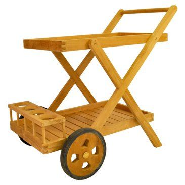 Check out this item at One Kings Lane! Cobana Serving Trolley