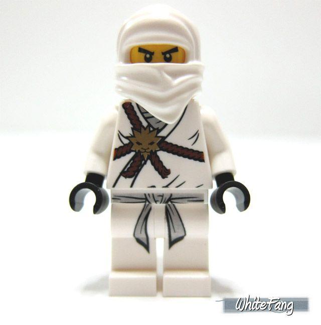 Lego Ninjago Zane White Character Costume Costumes Pinterest