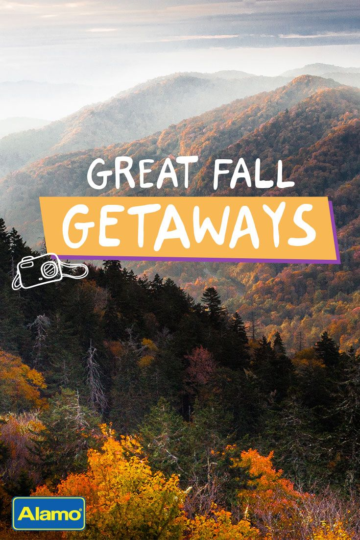 With cooler temperatures, gorgeous scenery, smaller crowds and lower prices, fall is a great time to plan a vacation. From hot air balloons in Albuquerque to the majesty of Niagara Falls, our fall travel guide has you covered.