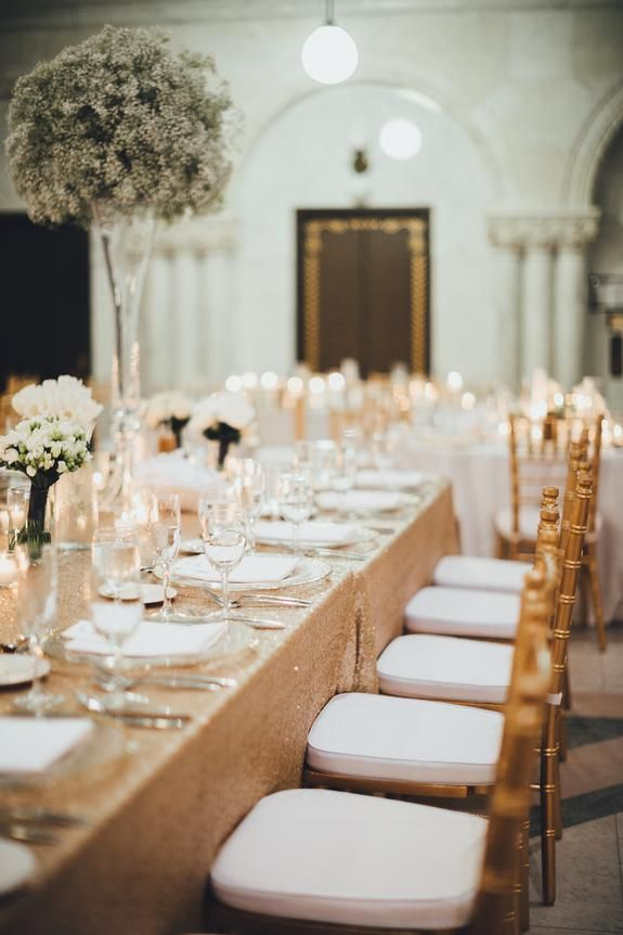 The Chicest City Hall Wedding | Linen Effects wedding, party, and