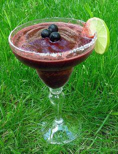 Huckleberry Margarita