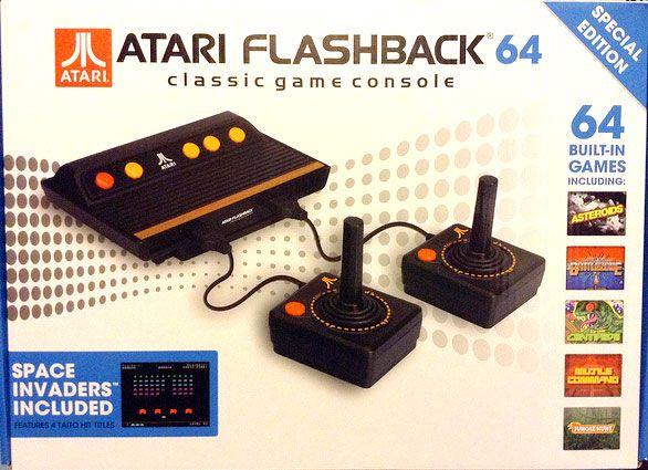 atari flashback 8 user manual