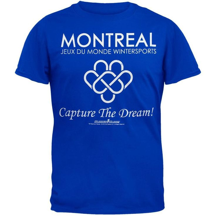 Blades Of Glory - Montreal T-Shirt