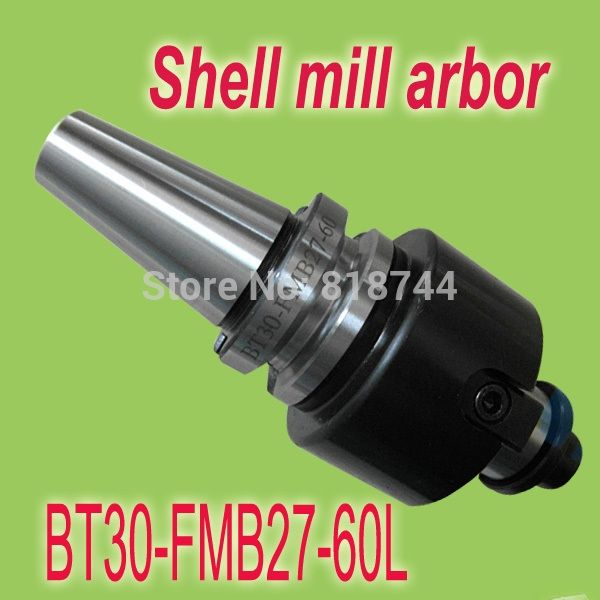43.22$  Watch now - http://aliq0j.shopchina.info/go.php?t=2038206235 - Free Shipping BT30 FMB27mm 60L Polit 22mm Combi Shell Mill Holder for CNC Milling Machine 43.22$ #magazineonlinebeautiful
