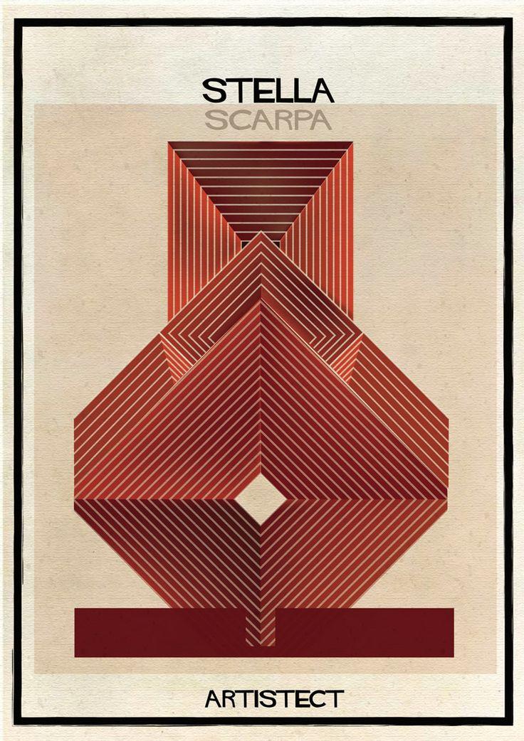 STELLA - SCARPA Artistect by Federico Babina