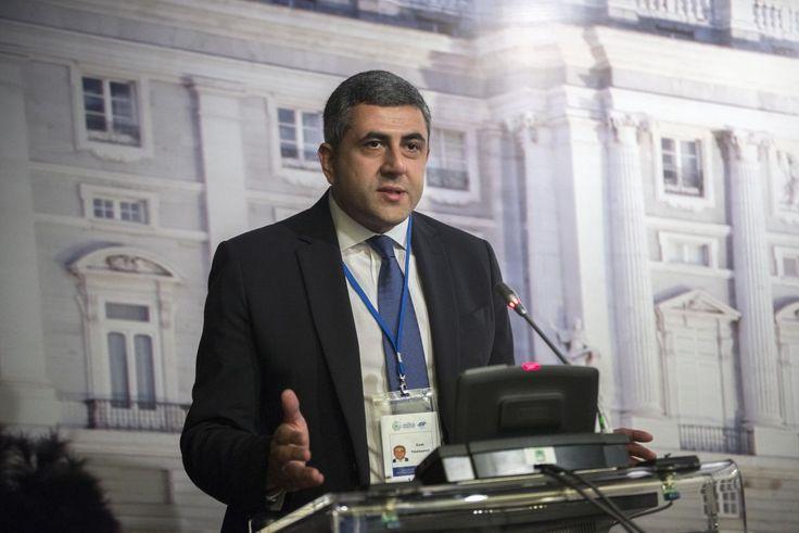 Zurab Pololikashvili Elected as New Secretary General of UNWTO.