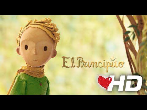 El Principito - Tráiler oficial de la película en Español - YouTube