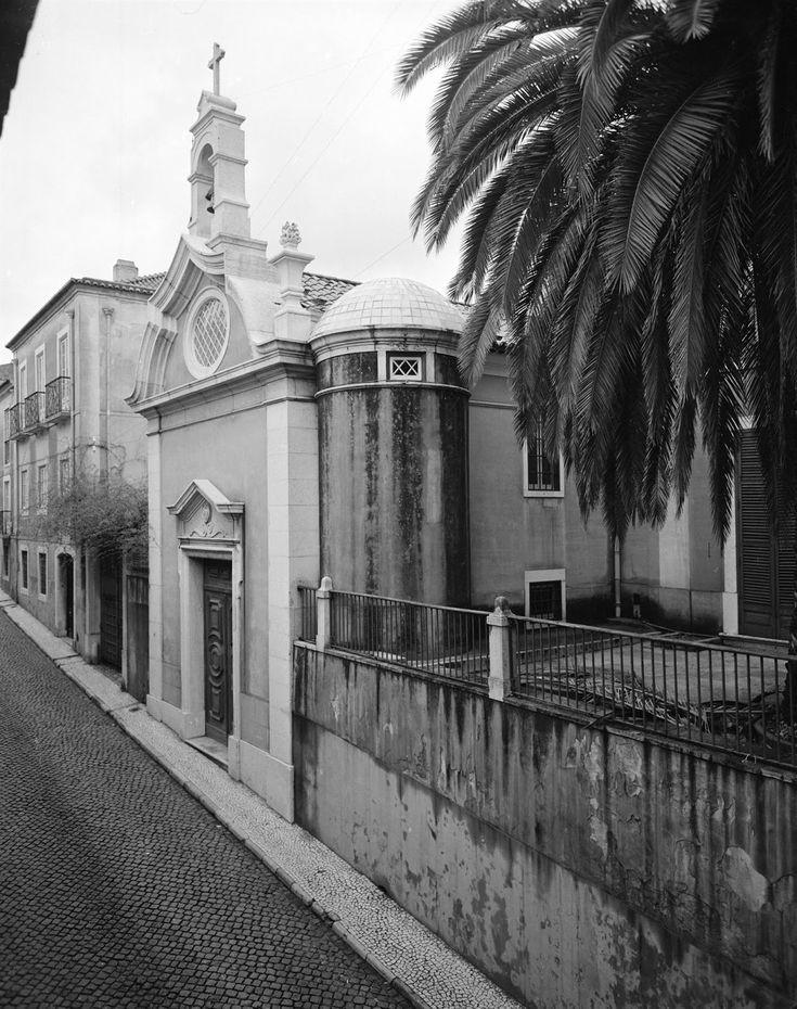 Rua do Sol ao Rato, 1958