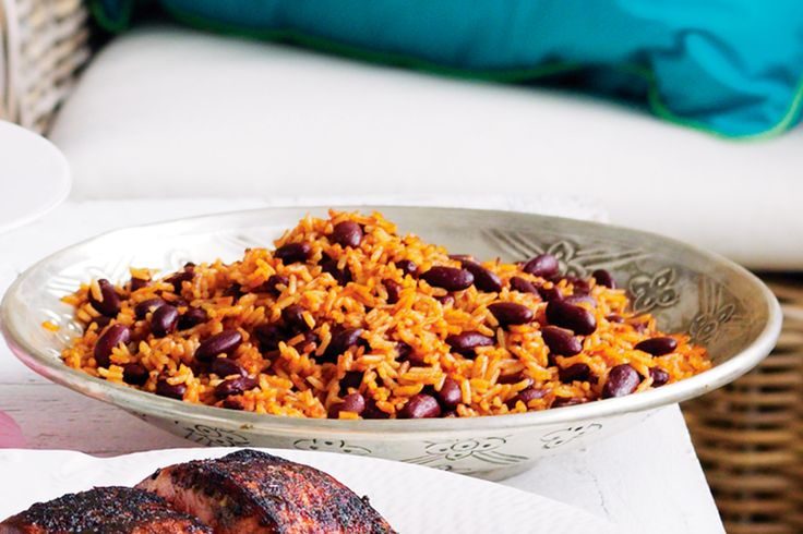 Red Rice & Beans Recipe