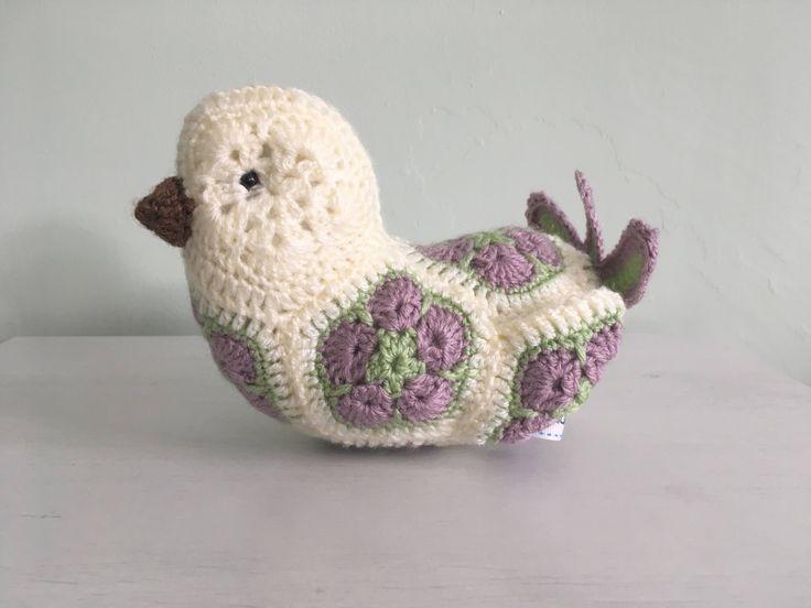 Birdsong Birdie by AliceRoseHandmade on Etsy https://www.etsy.com/ie/listing/556937035/birdsong-birdie