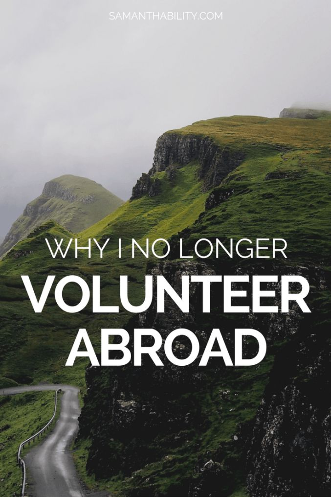 Could volunteering abroad do more harm than good? Read to discover the realities of volunteer tourism.