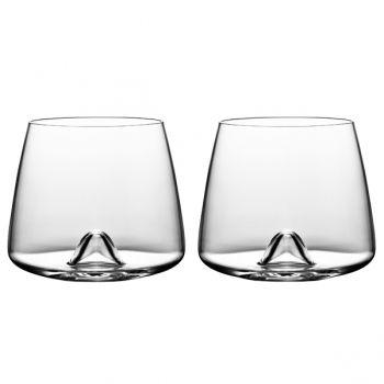Norrmann Copenhagen Whisky glasses (design: Rikke Hagen)