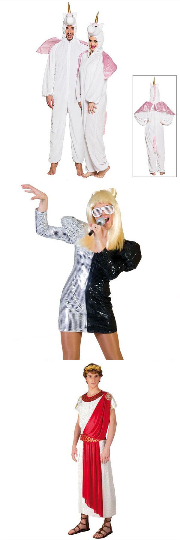 Kostümtrends 2017 #Einhorn #Plüschkostüm #LadyGaga #Römer