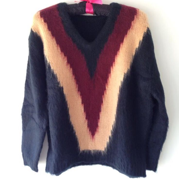 Modern fuzzy sweater top! Great wear in any occasions!   MUST HAVE !